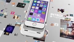 Külső akku és háttértár egyben az új iPhone-okhoz kép