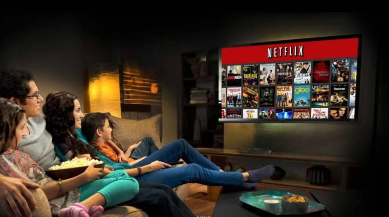 Európában terjeszkedik a Netflix kép
