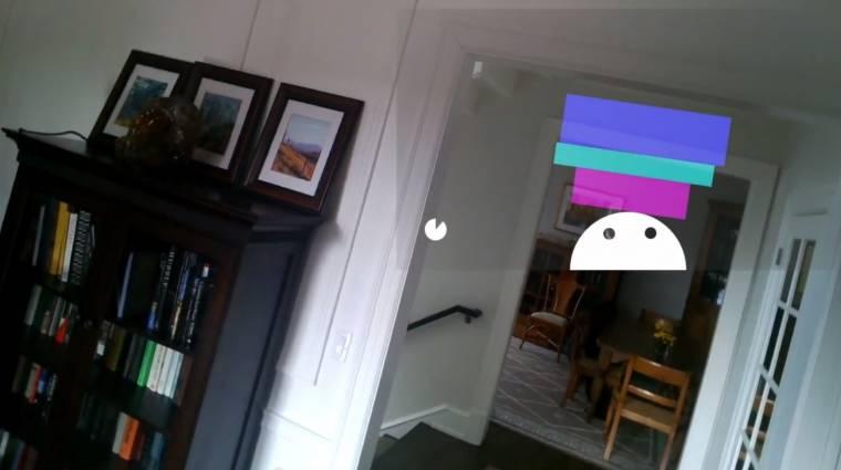 Már játékok is vannak a Google Glassra kép