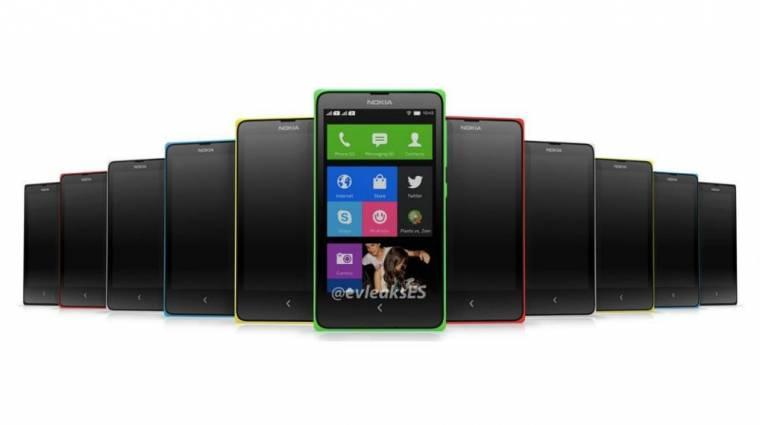 Windows Phone-szerű interfészt kapott a Nokia androidos telefonja kép