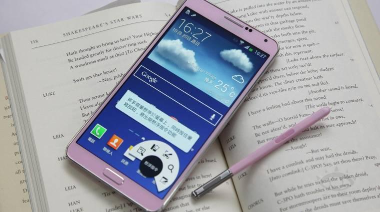 Fotókon a Galaxy Note 3 Neo kép