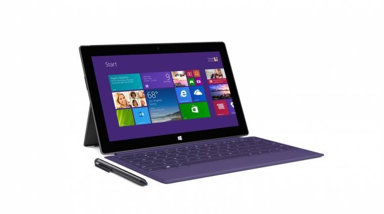 Új processzort kapott a Surface Pro 2 kép