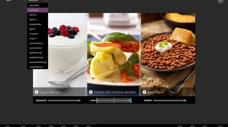 Hogyan írjunk Windows 8-as appokat programozás nélkül? kép
