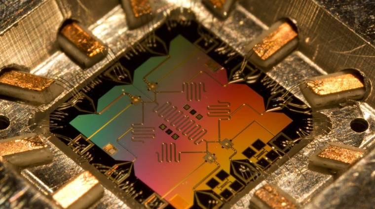Kódtörő kvantumkomputer kifejlesztését finanszírozza az NSA kép