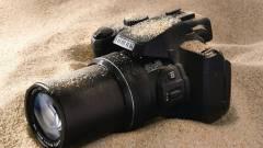 Új szuperzoomos fényképezők a Fujifilmtől kép