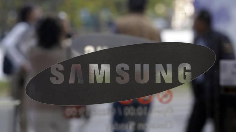 Samsung: nem az okostelefon-eladások miatt csökkent a nyereség kép