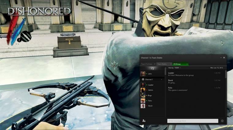 Hogyan csevegjünk Androidon játék közben? kép