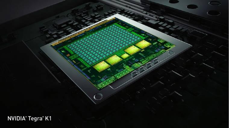Döbbenetes GPU az NVIDIA mobilos lapkakészletében kép