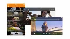 Nagy frissítést kapott az iOS-es VLC Player kép