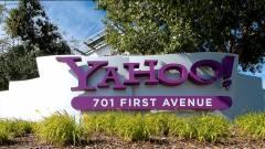A Yahoo a legkeresettebb a weben kép
