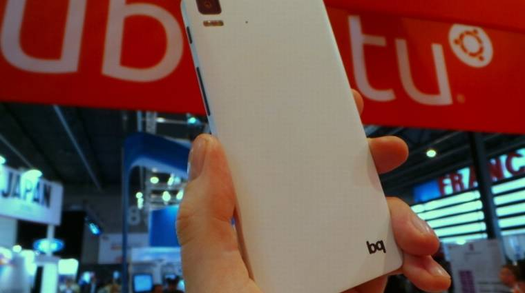 Érkeznek az első Ubuntu-telefonok kép