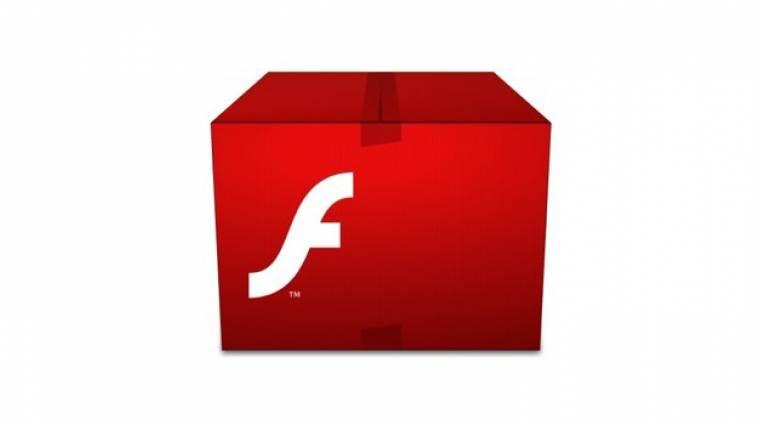 Újabb kritikus patchet kapott az Adobe Flash kép