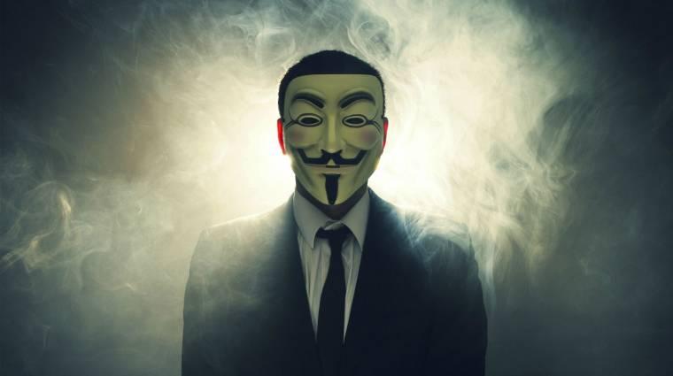 A brit hírszerzés kiberháborút indított az Anonymous ellen kép