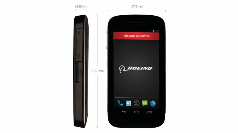 Önmegsemmisítő került a Boeing Black mobilba kép