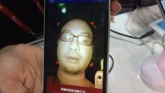 Igazi arcfelismerésre képes az olcsó okostelefon kép