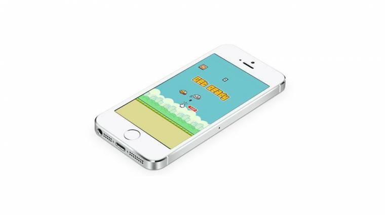 Elképesztő összegeket fizetnek a Flappy Bird-ös mobilokért kép