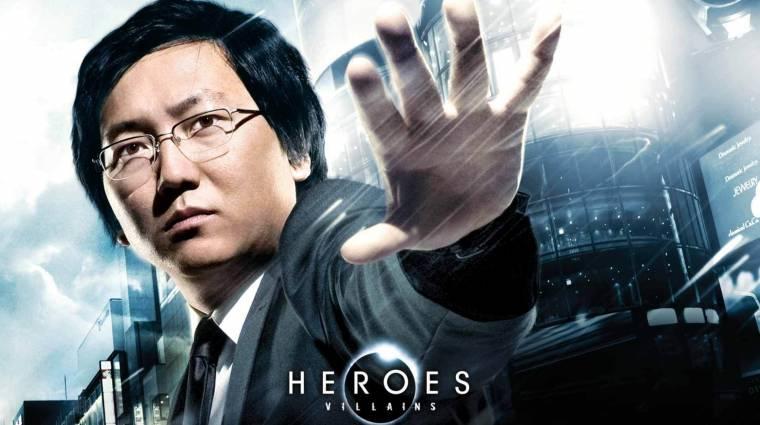 Jön a Hősök-minisorozat kép