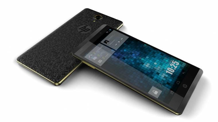 Európában is kapható lesz a HP Slate6 VoiceTab kép