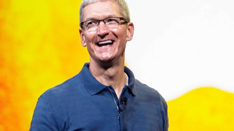 Új termékkategóriákon dolgozik az Apple kép