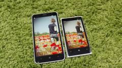 Nokia Lumia 1320 teszt - tömegek tepsije kép