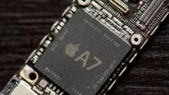 Az A7-es processzora miatt perelik az Apple-t kép