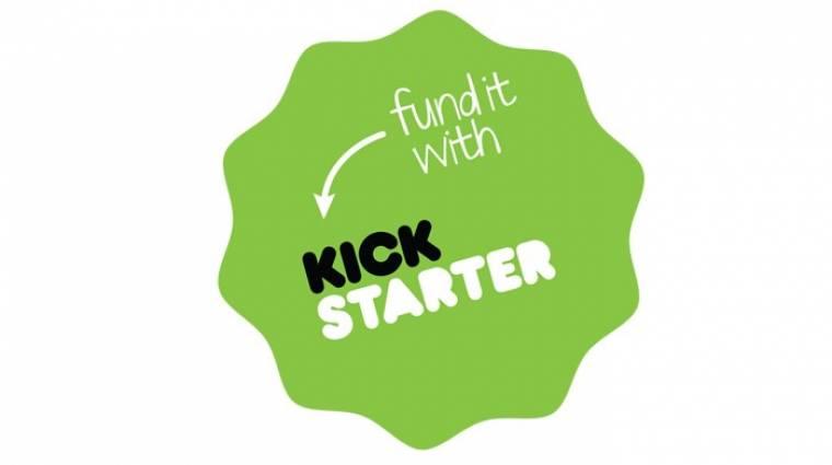Adatokat loptak a Kickstartertől kép