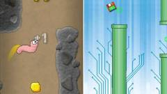 Az új iOS-es játékok harmada Flappy Bird-klón kép