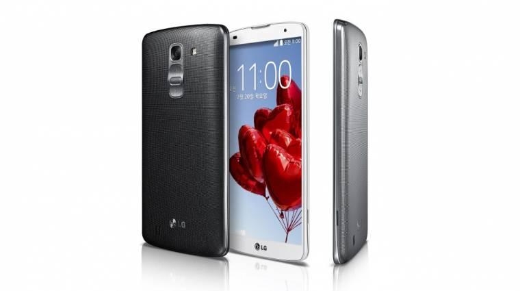 4K-s videót is rögzít az LG G Pro 2 kép