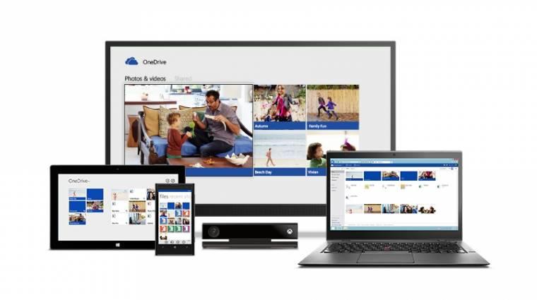 Elindult a Microsoft OneDrive kép