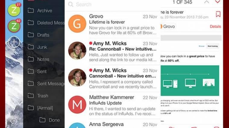 Hogyan válasszunk stílusos levelezőklienst okostelefonra? kép