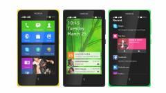 Rögtön három androidos Nokia X érkezett kép