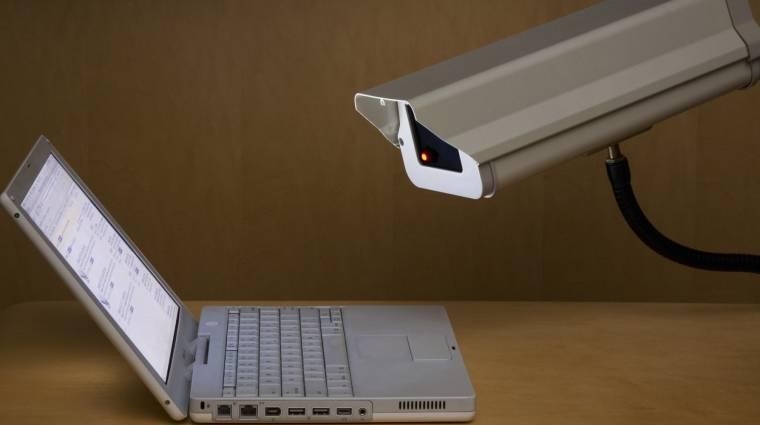 A GCHQ webkamerán keresztül kukkolta a felhasználókat kép