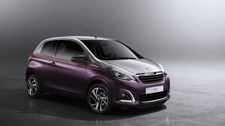 Okostelefon-felismeréssel újít a Citroen és a Peugeot kép