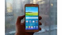 Fotókon a Samsung Galaxy S5! kép