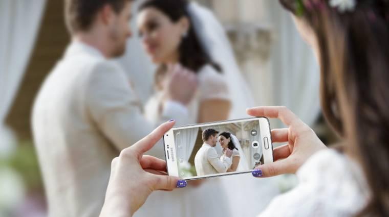 Megjött a Samsung Galaxy S5 kép