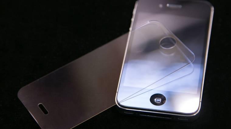Hihetetlen mennyiségű zafírüveget gyártana az Apple kép