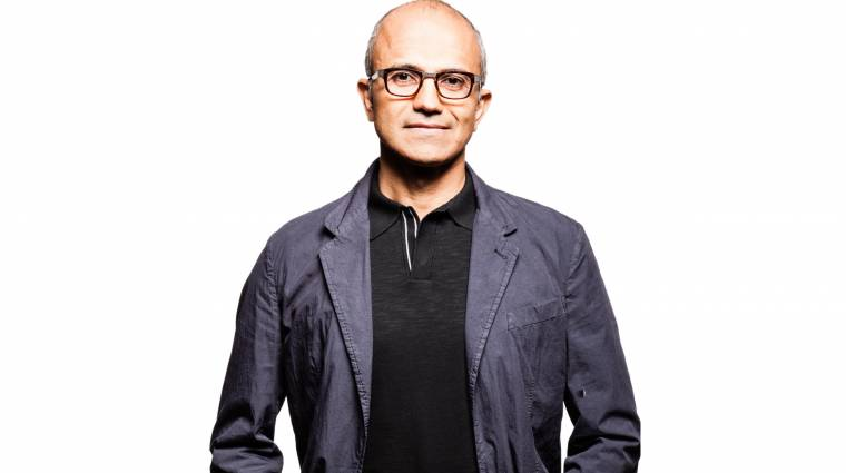 Hivatalos: Satya Nadella a Microsoft új igazgatója kép