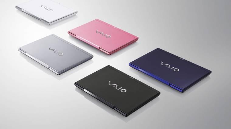 Apple Macbookot gyárthatott volna a Sony? kép