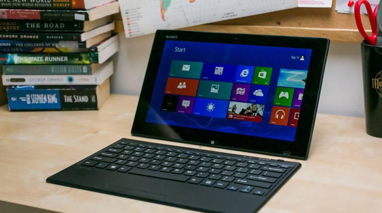 A Windows XP halálakor frissül a Windows 8.1 kép