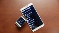 Nem Androiddal jön az új Samsung okosóra kép