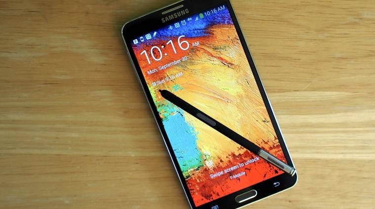 Ezekre a Samsungokra jön az Android KitKat kép
