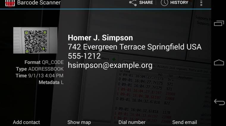 Hogyan szkenneljünk gyorsan QR-kódokat? kép