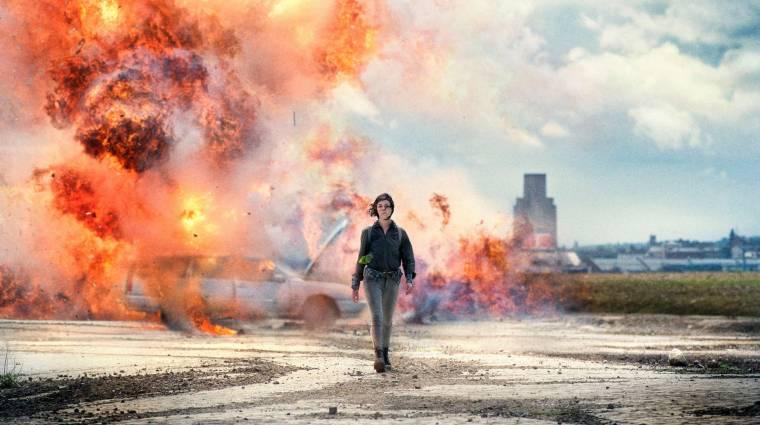 David Fincher rendezi az HBO Utopia-adaptációját kép