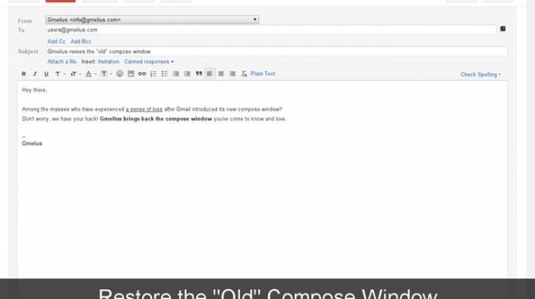 Hogyan alakítsuk át a Gmail felületét? kép