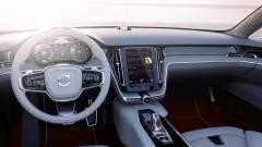 Már a Volvo autóiban is tabletek lesznek kép