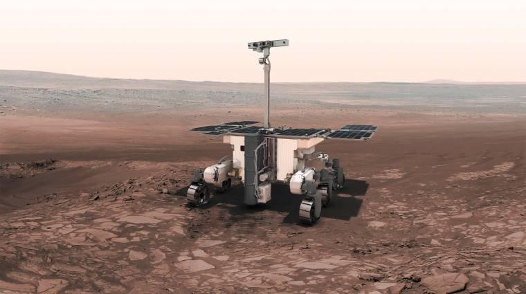 Egy sportcsarnoknyi Mars a Földön kép