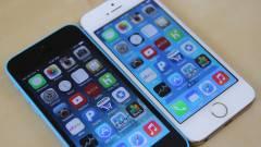 Még mindig sokak vágyálma az iPhone 5S kép