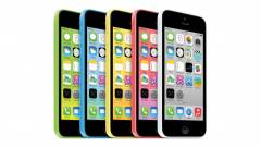 Holnap jöhet az olcsóbb 8 gigás Apple iPhone 5c kép
