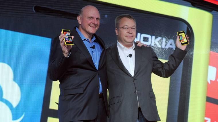 Áprilisban zárulhat le a Nokia felvásárlása kép