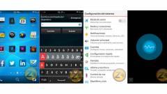 Hangasszisztens jön az új Blackberry OS-be kép